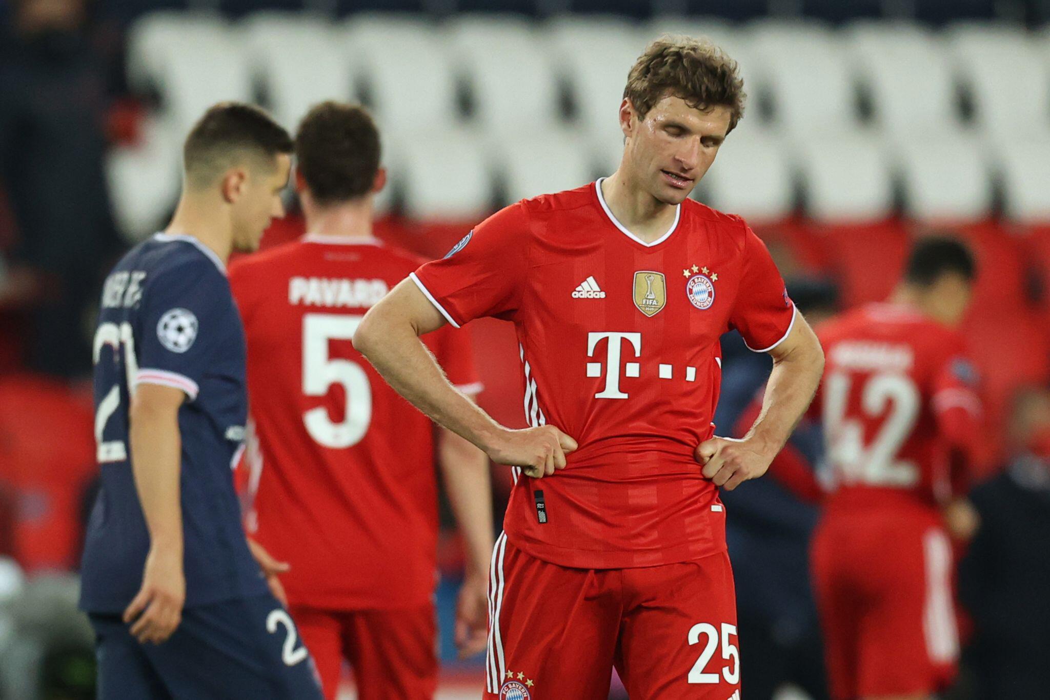 Bild zu Paris Saint-Germain - FC Bayern München