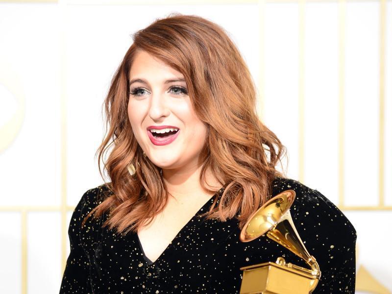 Bild zu Grammy Awards - Meghan Tainor