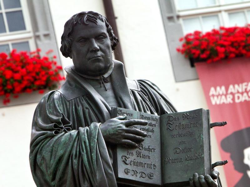 Bild zu Martin Luther