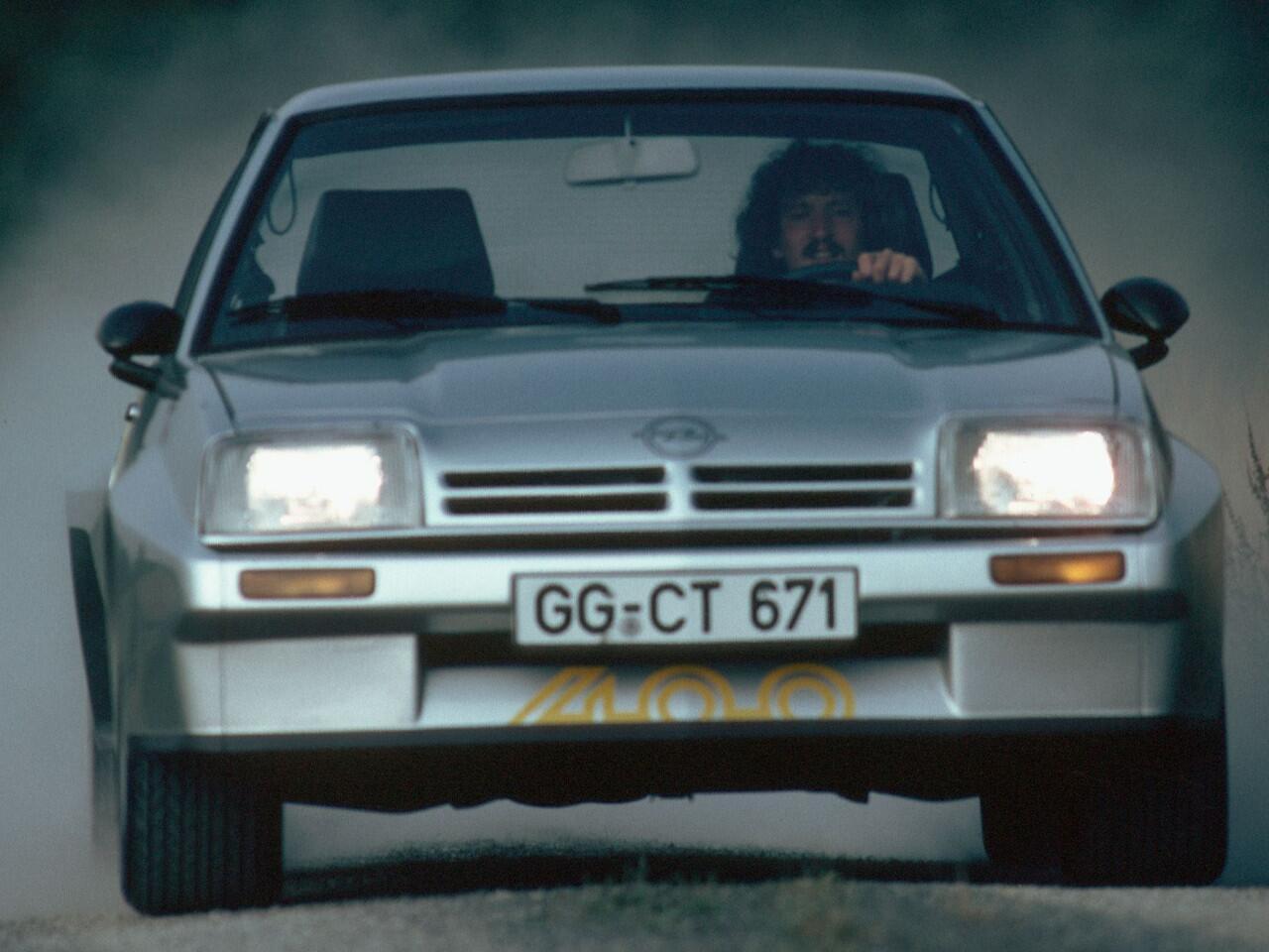 Bild zu Opel Manta