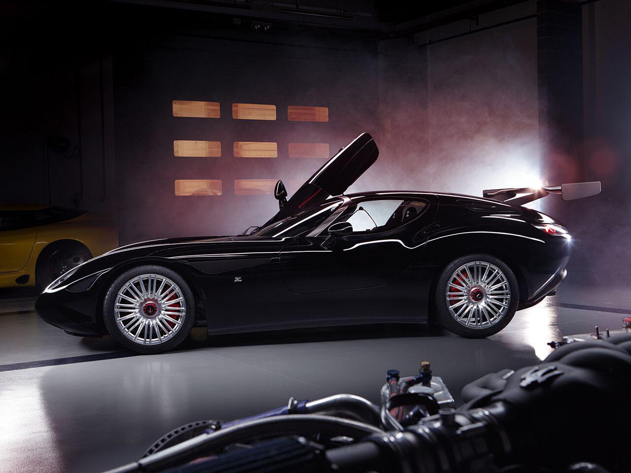 Bild zu Zagato Maserati Mostro