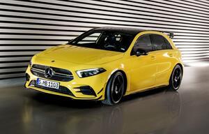 Der neue Mercedes-AMG A 35 4MATIC: Einstieg in die Performance-Klasse