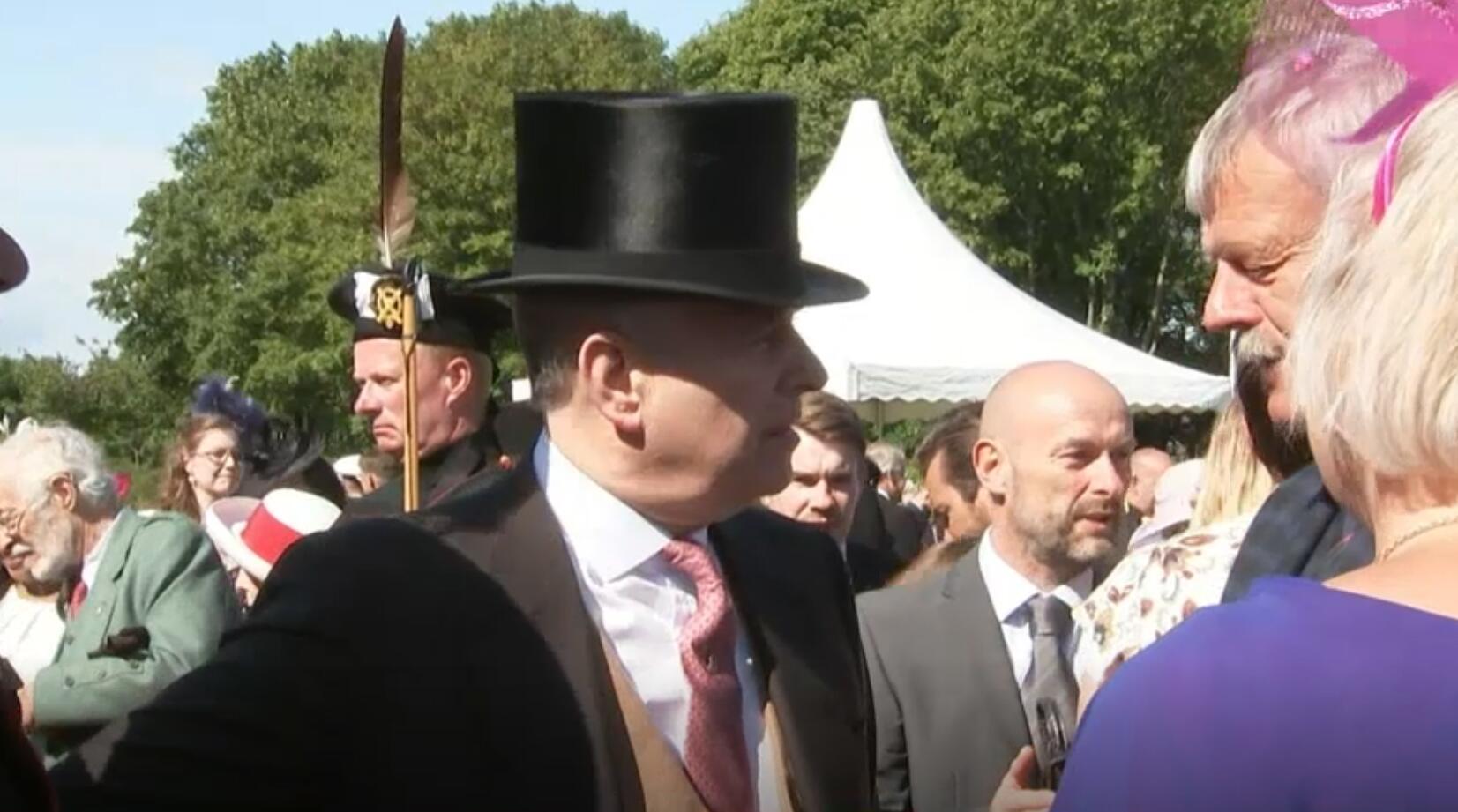 Bild zu Prinz Andrew