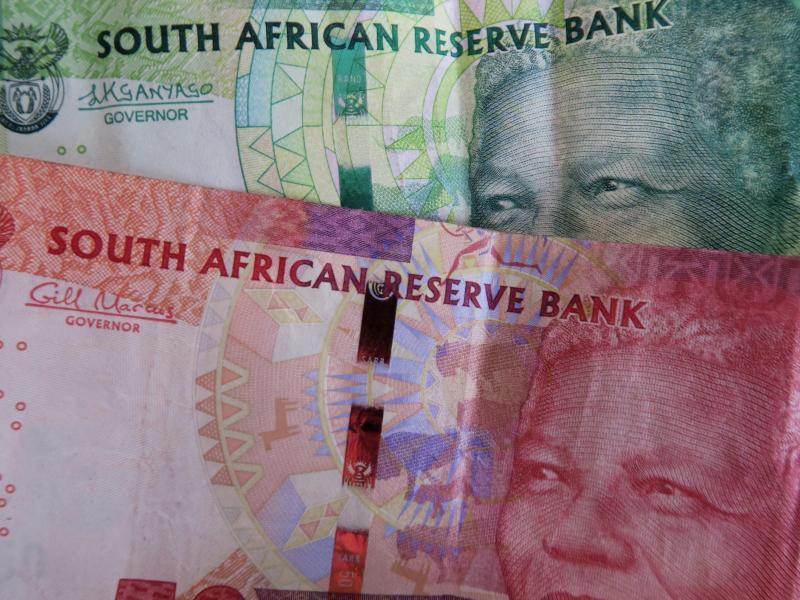 Bild zu Südafrikanische Rand