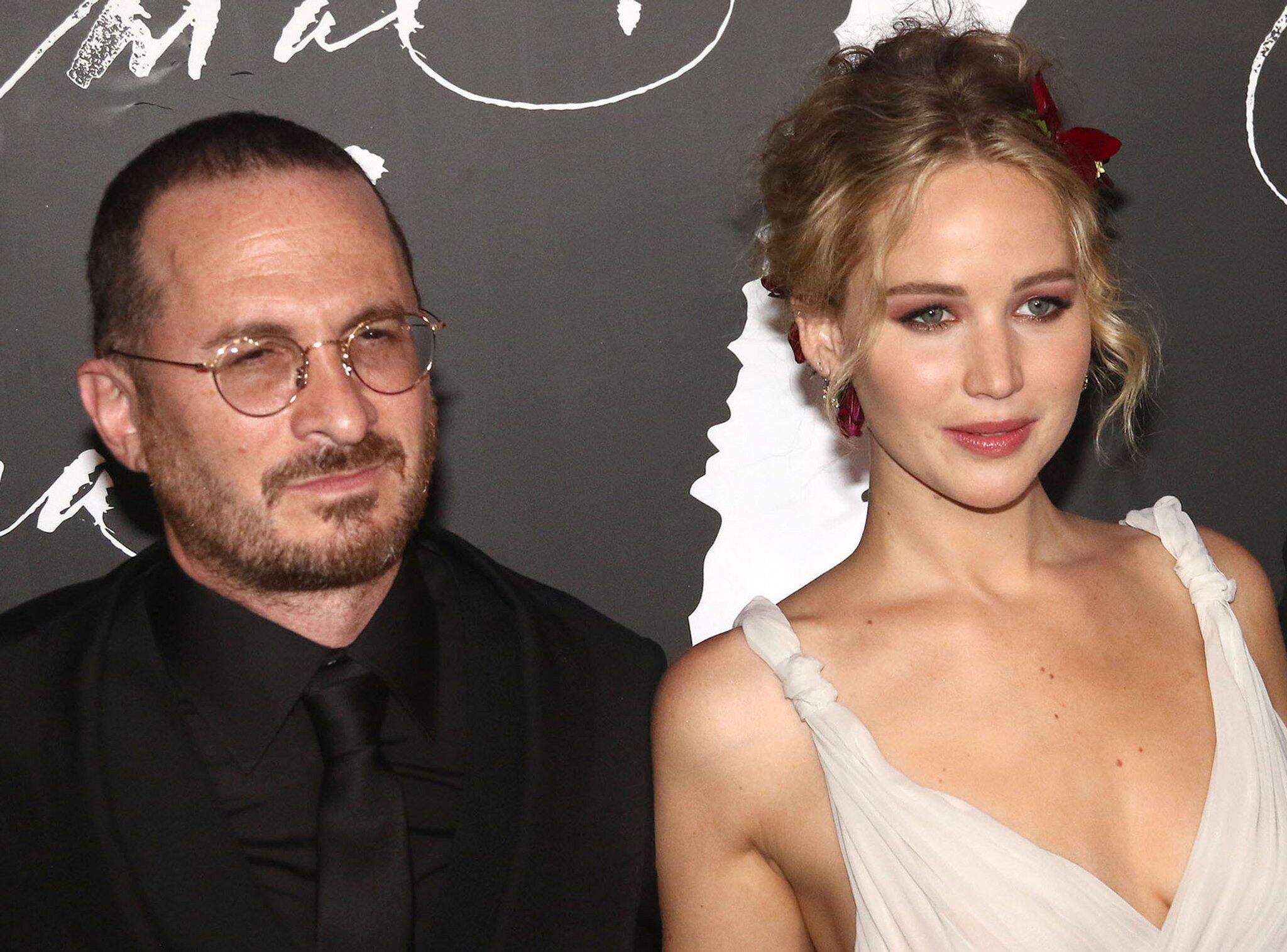 Jennifer Lawrence Und Darren Aronofsky Haben Sich Getrennt
