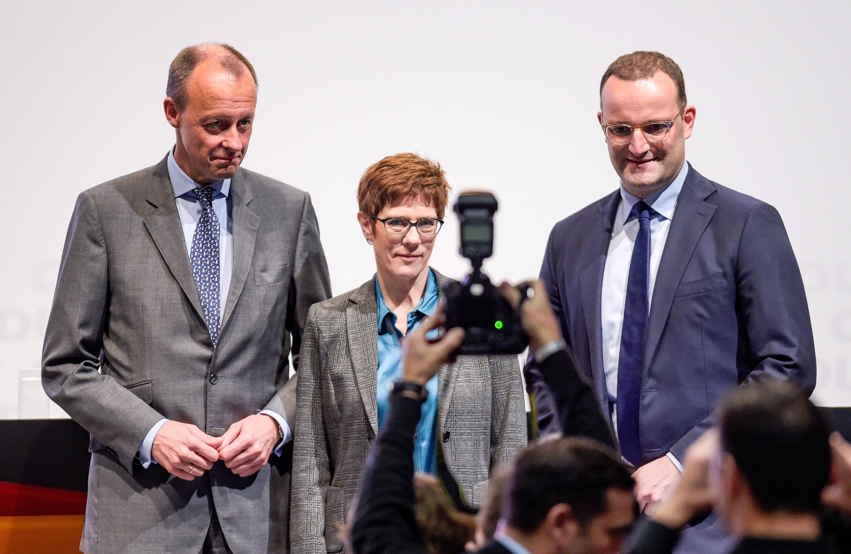 Bild zu CDU-Dreikampf