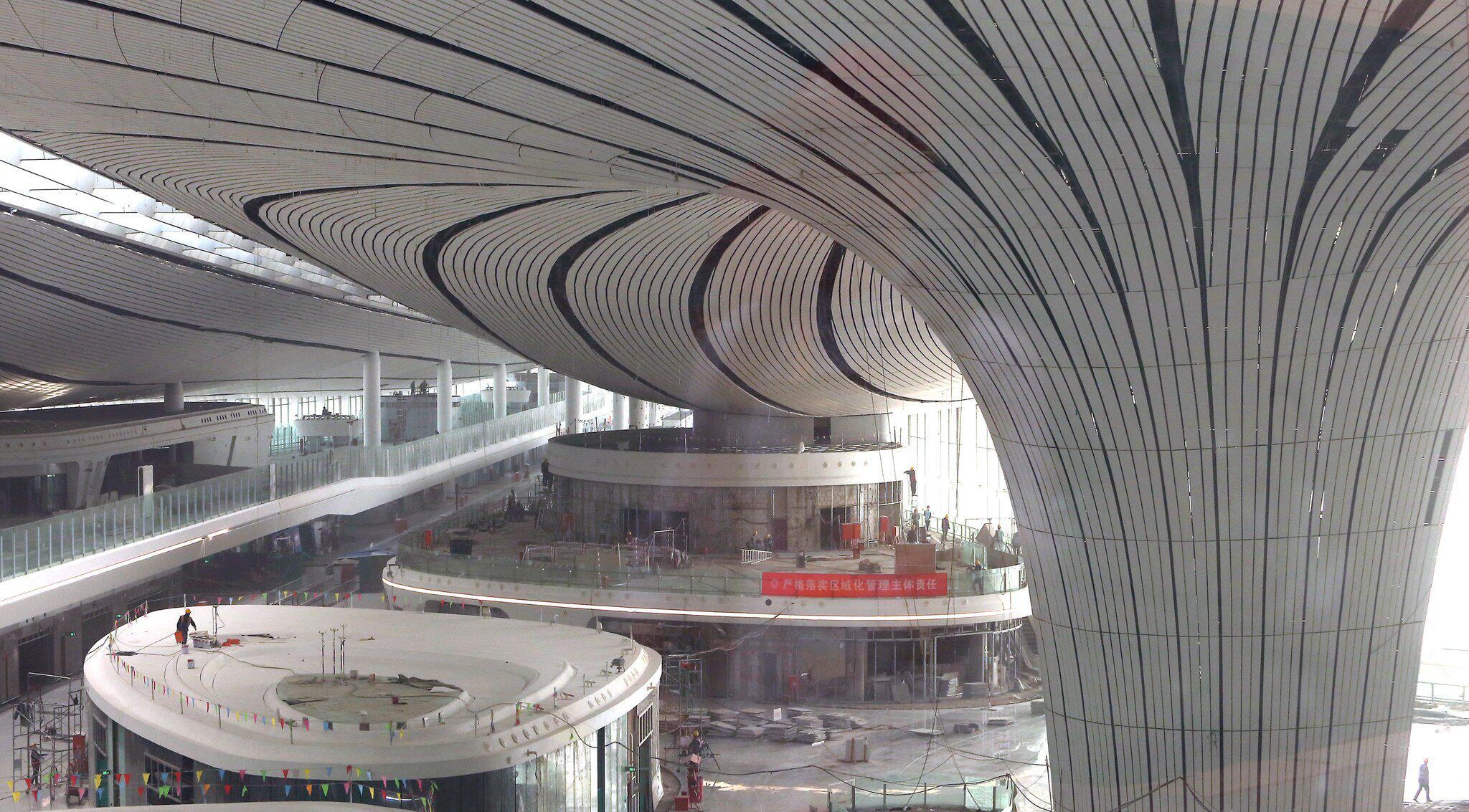 Bild zu Flughafen Peking-Daxing