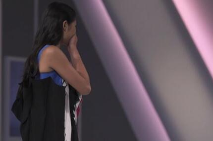 GNTM Preview: Trifft Anu endlich ihren Vater?