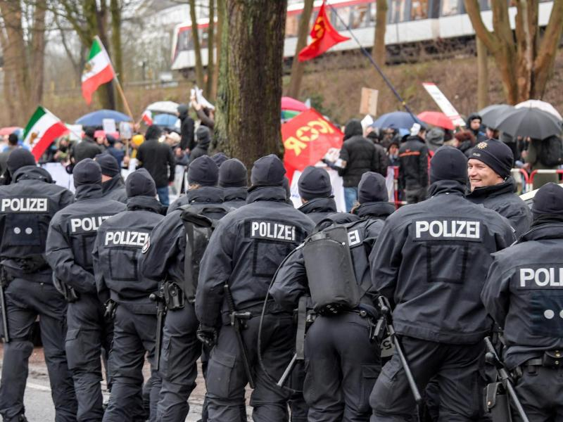 Bild zu Demonstration