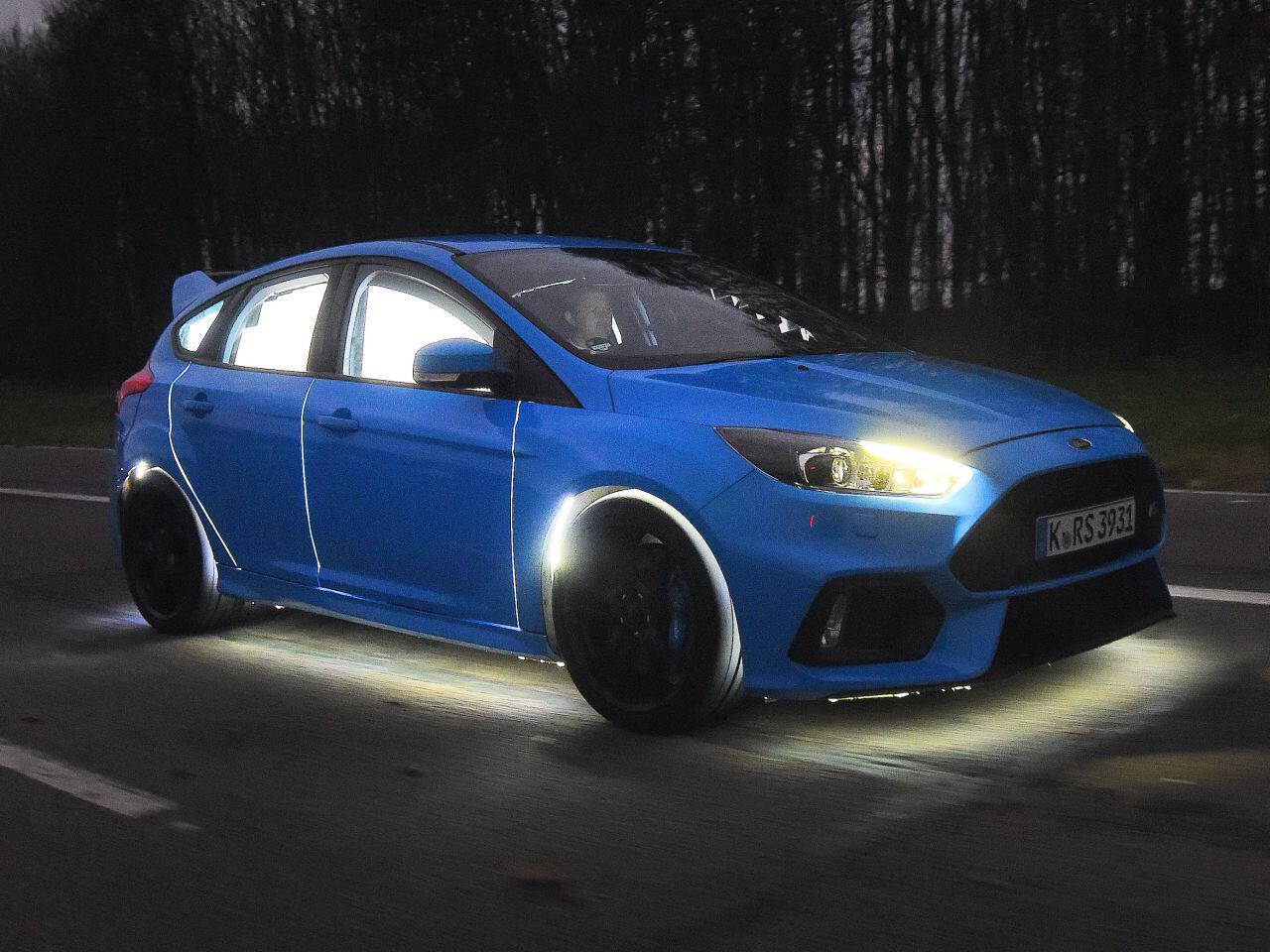 Bild zu Ford Performance Buzz Car