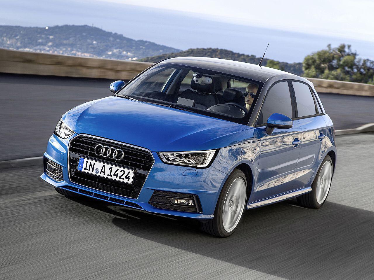 Bild zu Platz 10: Audi A1