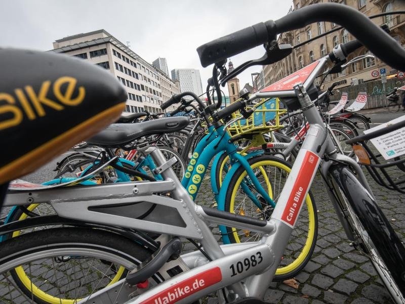 Bild zu Leihfahrräder