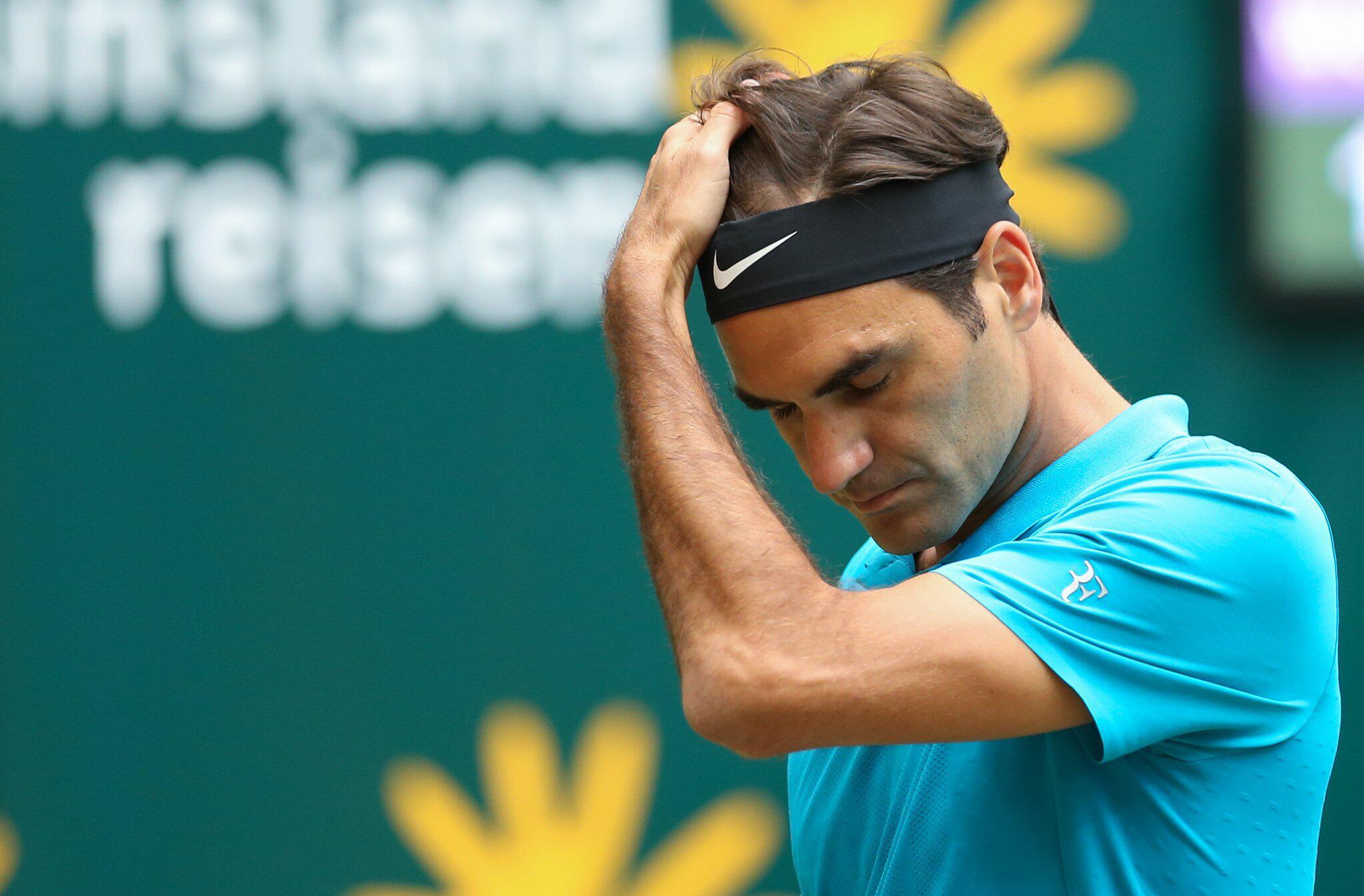 Bild zu ATP Tour in Halle, Roger Federer