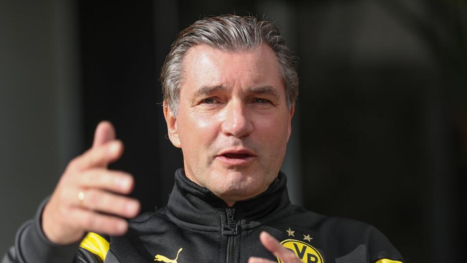 Borussia Dortmund - Sportdirektor Michael Zorc