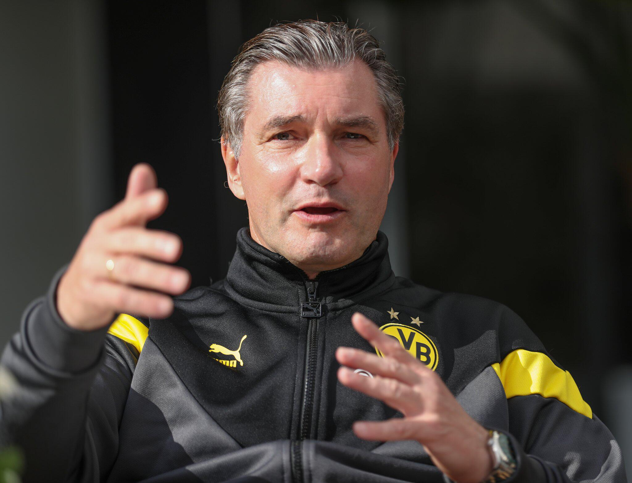 Bild zu Borussia Dortmund - Sportdirektor Michael Zorc