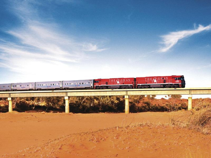 Bild zu «The Ghan» in Australien