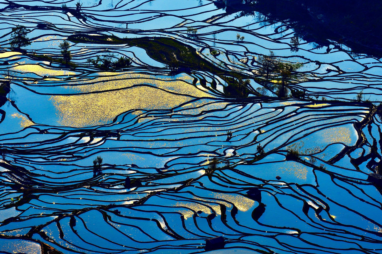 Bild zu Yuanyang County