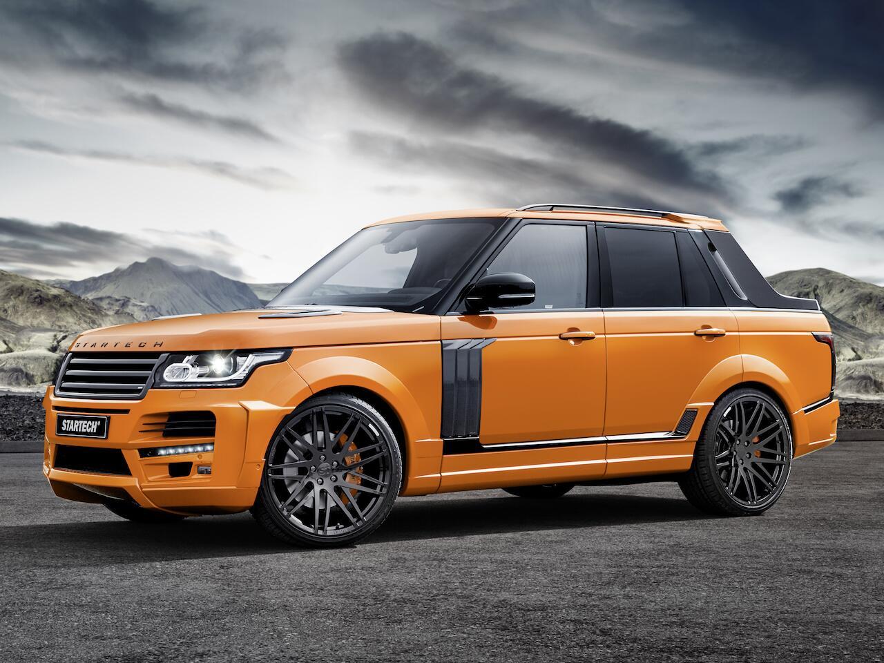 Bild zu Startech Range Rover Pickup