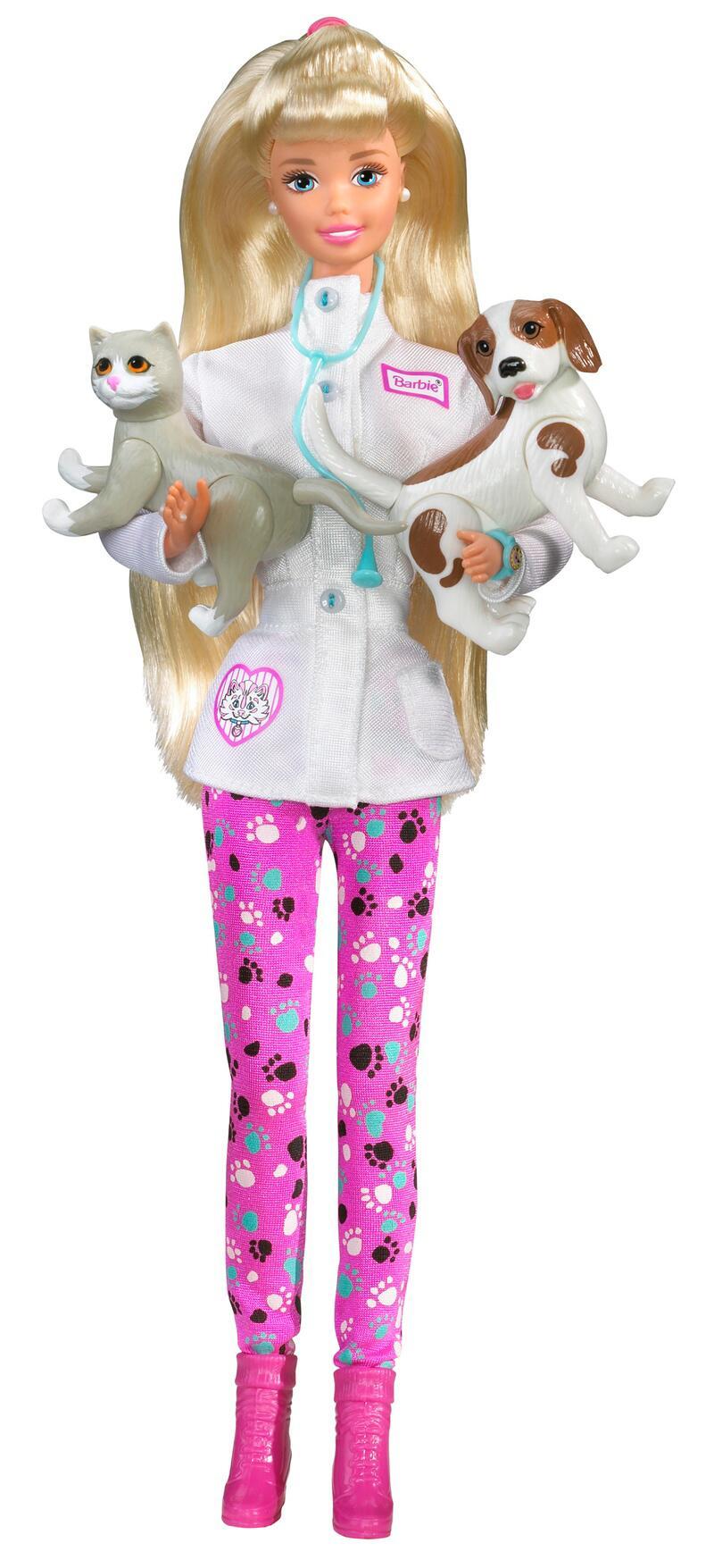 Bild zu 1985 Tierärztin - Barbie