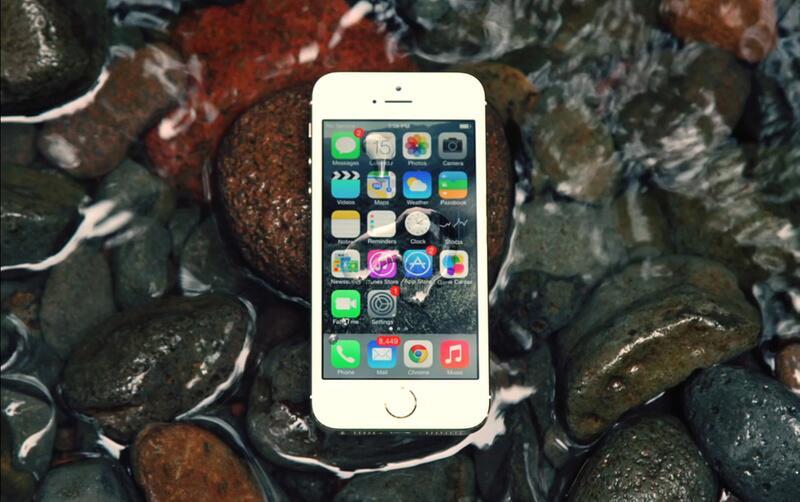 Bild zu Wasserdichtes iPhone