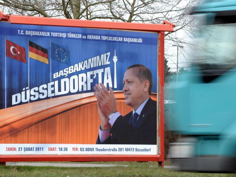 Bild zu Werbung für Erdogan