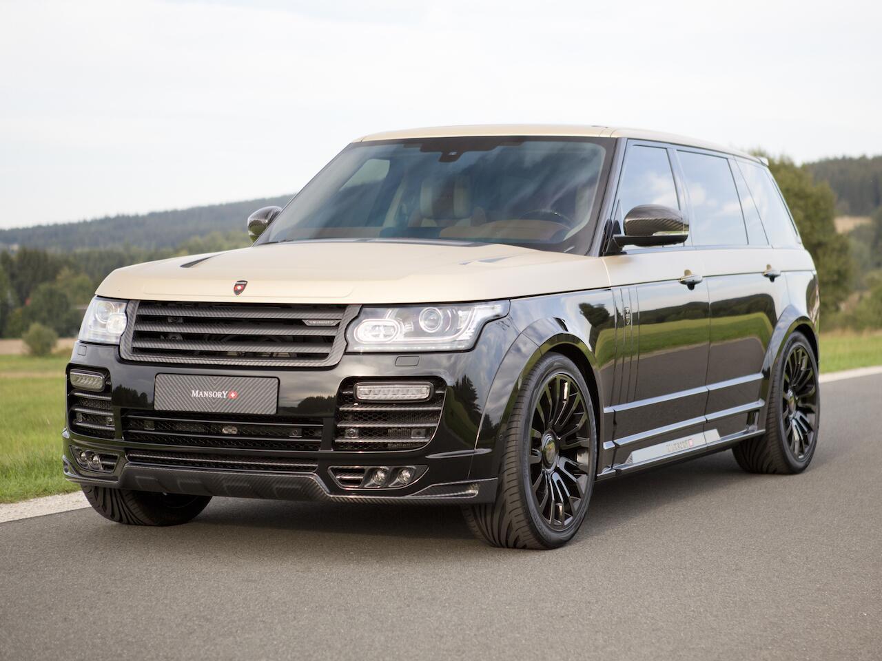 Bild zu Range Rover Autobiography Extended