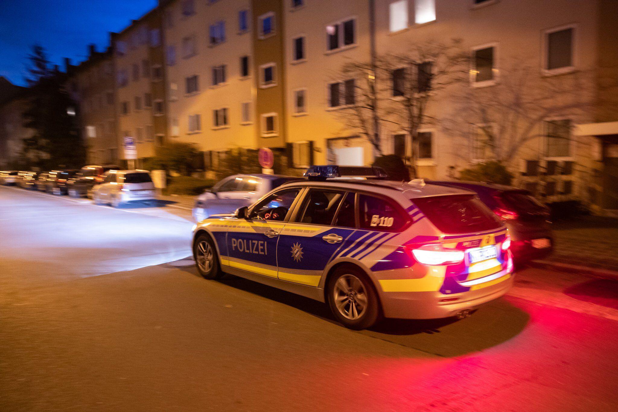 Bild zu Messerattacken in Nürnberg