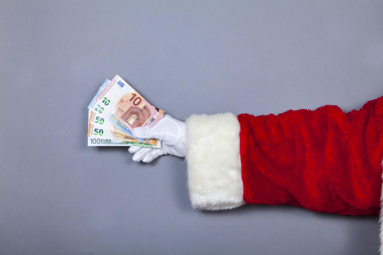 Bild zu Weihnachtsgeld
