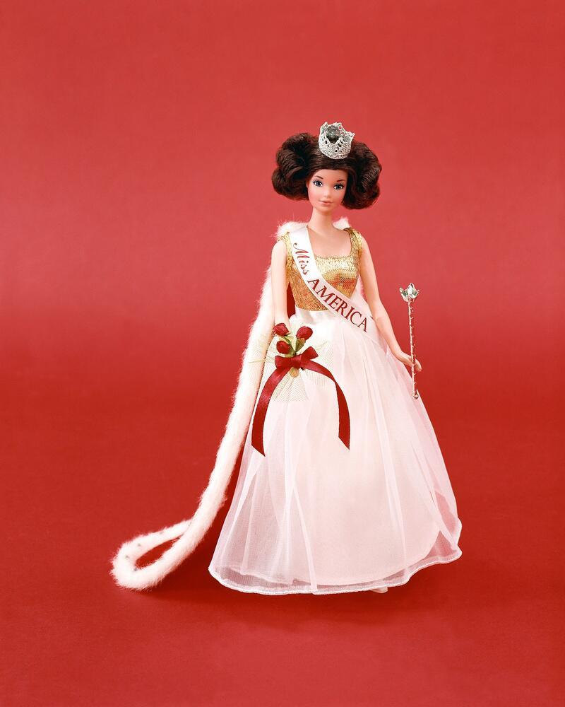 Bild zu 1974 - Miss America - Barbie