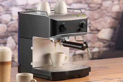 Bild zu Kaffeemaschine