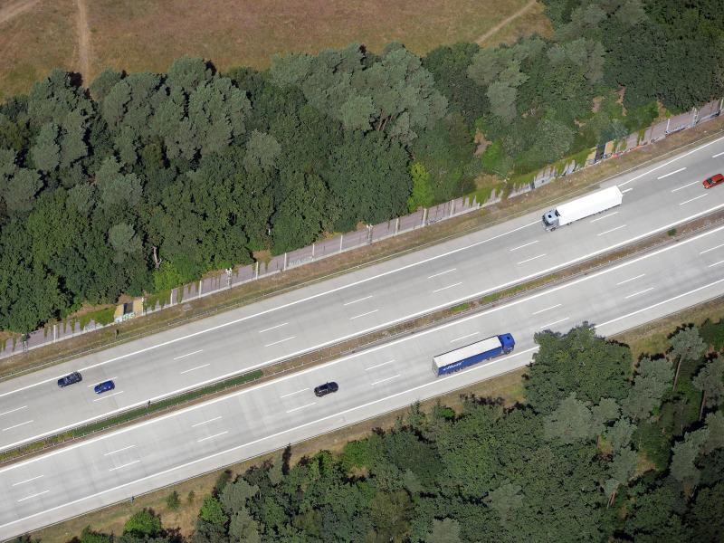 Bild zu Autobahn A100