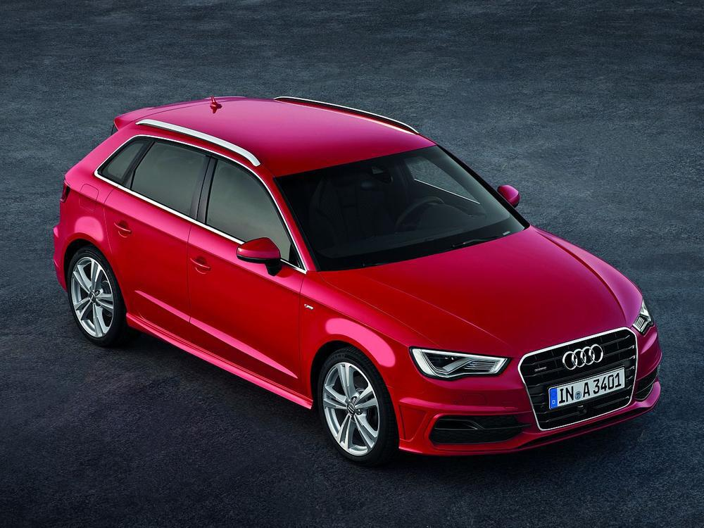 Bild zu Platz 10: Audi A3 1.6 TDI Sportback
