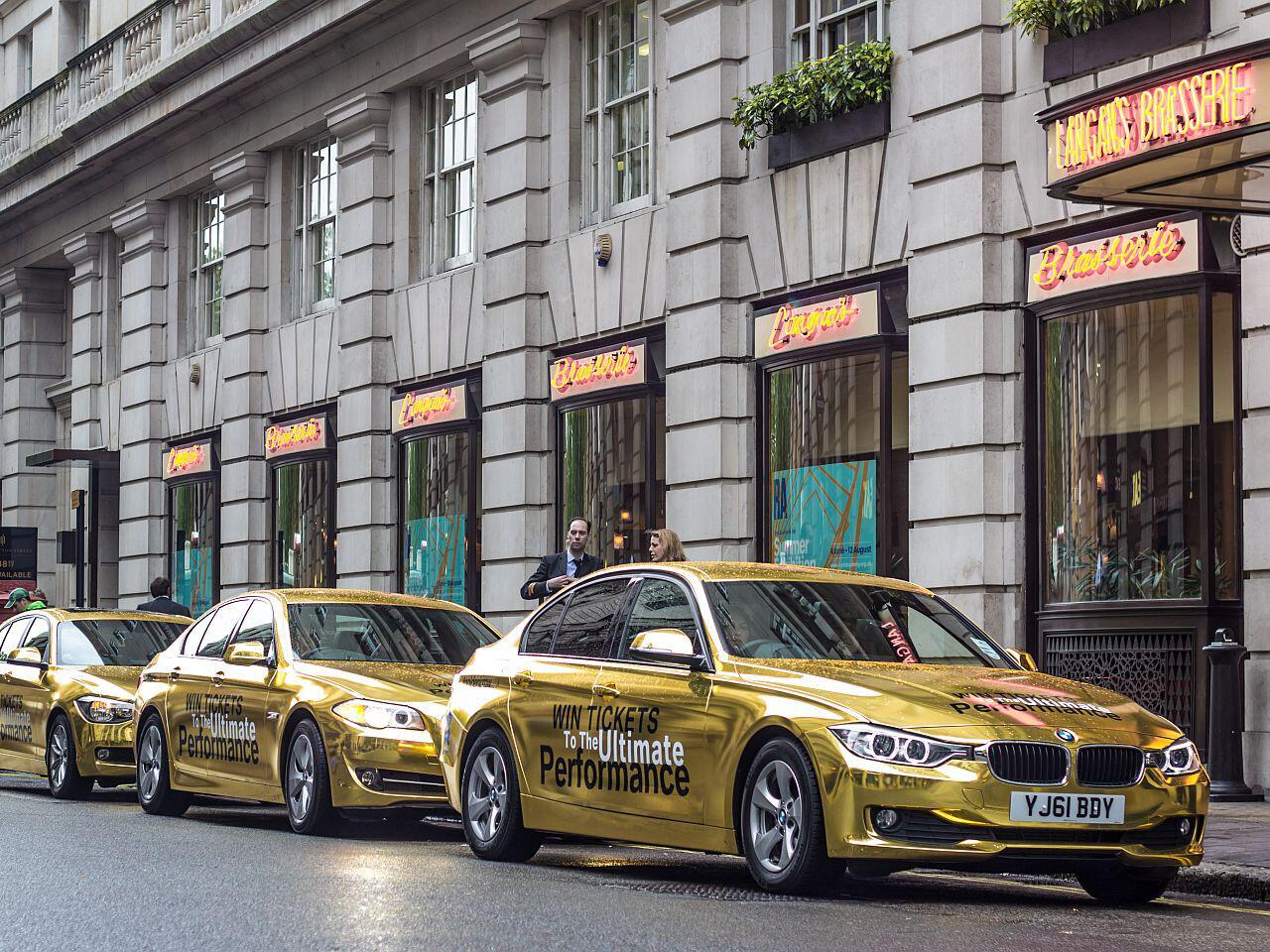 Bild zu BMW-Flotte