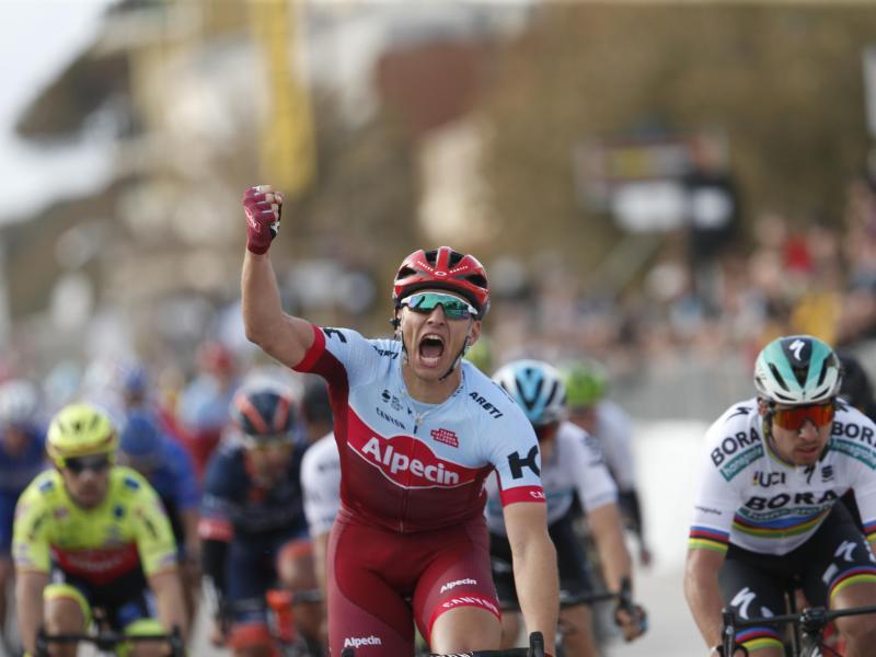 Kittel holt ersten Saisonsieg - Etappengewinner in Follonica | WEB.DE