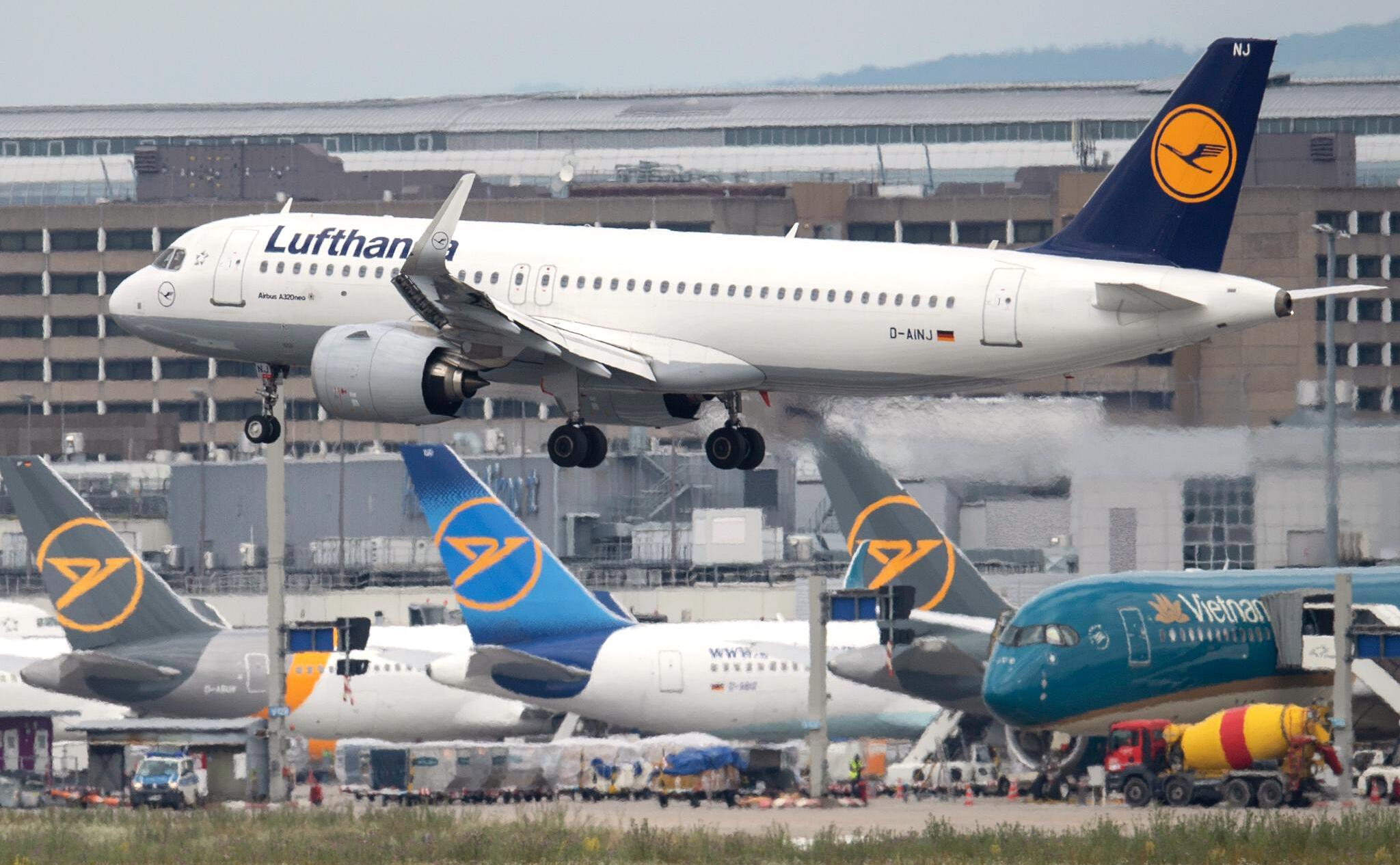 Bild zu Luftfahrt in Deutschland