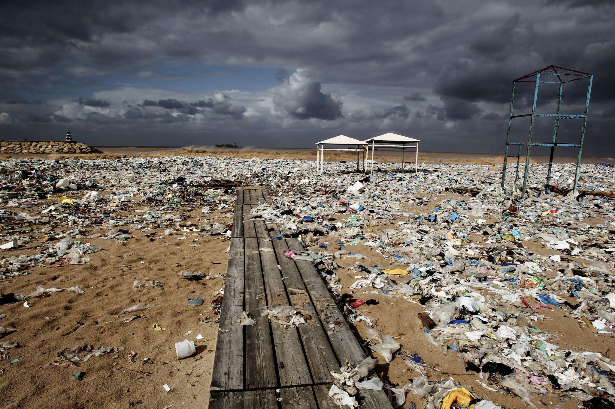 Bild zu Umweltzerstörung im Mittelmeer