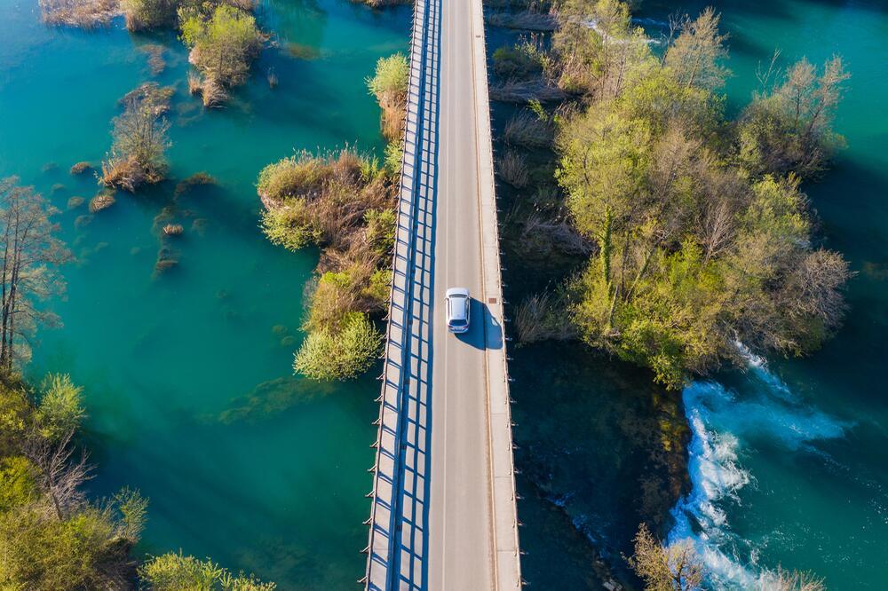 Urlaub, Reise, Auto, Kroatien, Anreise, Einreise, Stop-over, Österreich, Dalmatien, Istrien