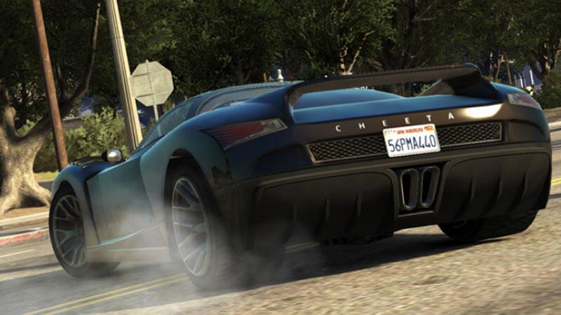 """Bild zu So wird """"Grand Theft Auto V"""""""