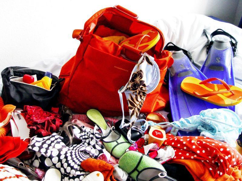 Bild zu Die Kunst des Kofferpackens