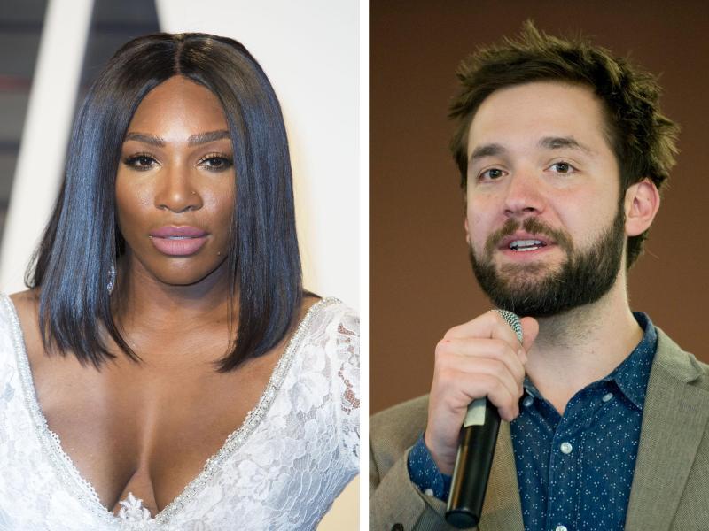 Bild zu Serena Williams ist verlobt
