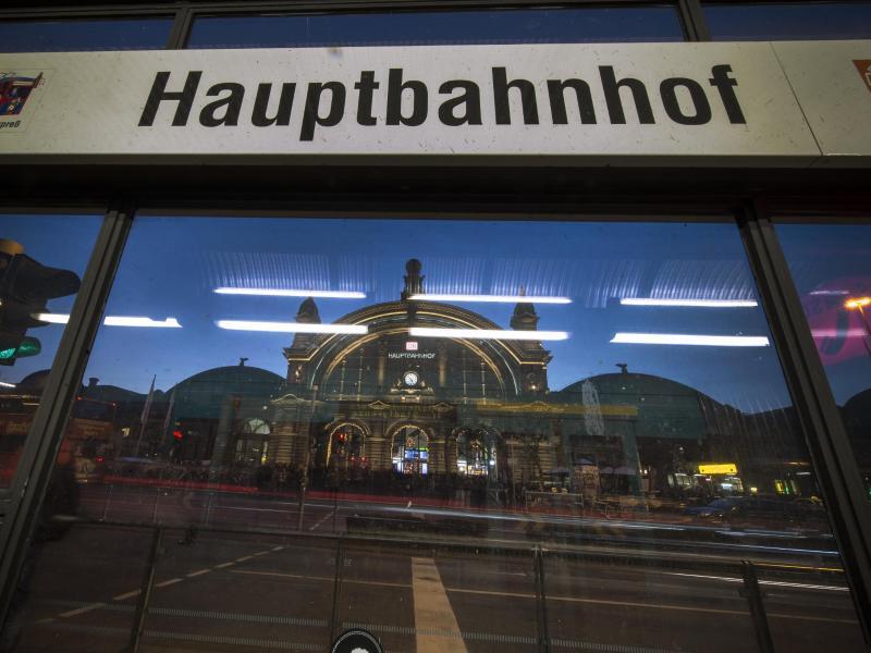 Bild zu Hauptbahnhof Frankfurt am Main