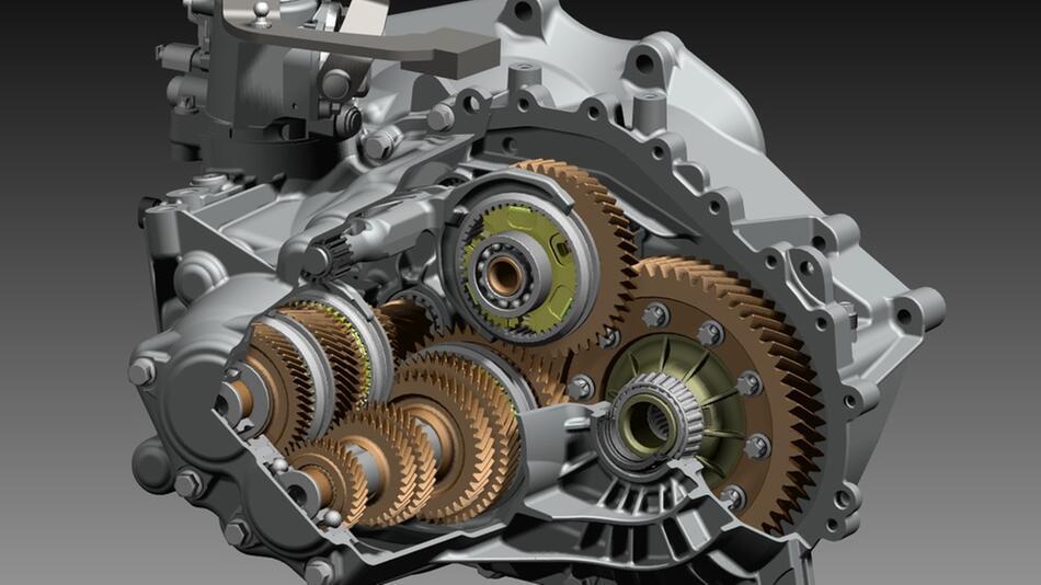 Sechsgang-Schaltgetriebe von Opel: Verfügt über neues Geriebeöl mit hoher Viskosität