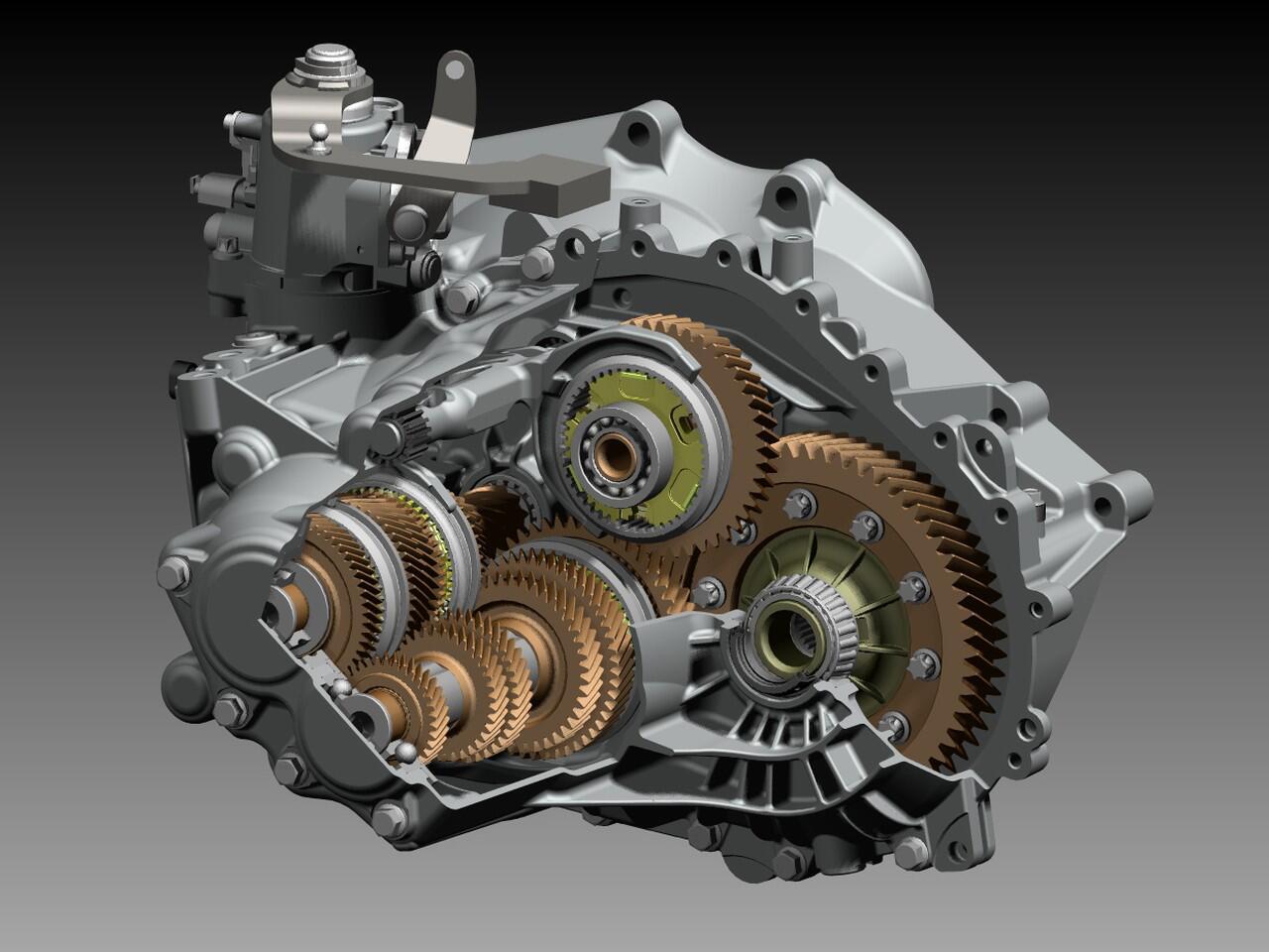 Bild zu Sechsgang-Schaltgetriebe von Opel: Verfügt über neues Geriebeöl mit hoher Viskosität