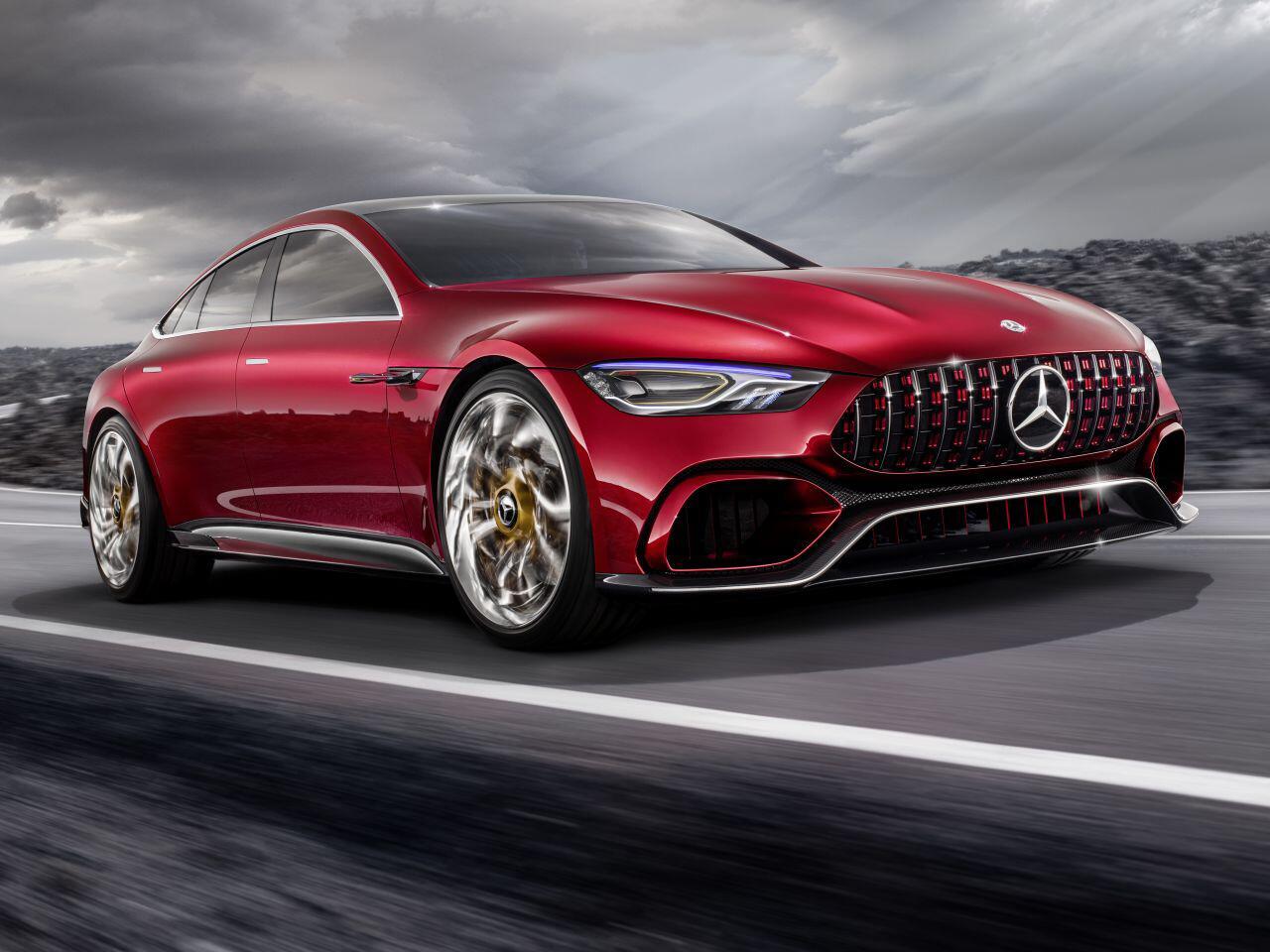 Bild zu Luxusschlitten 2018: Diese edlen Autos kommen dieses Jahr in den Handel