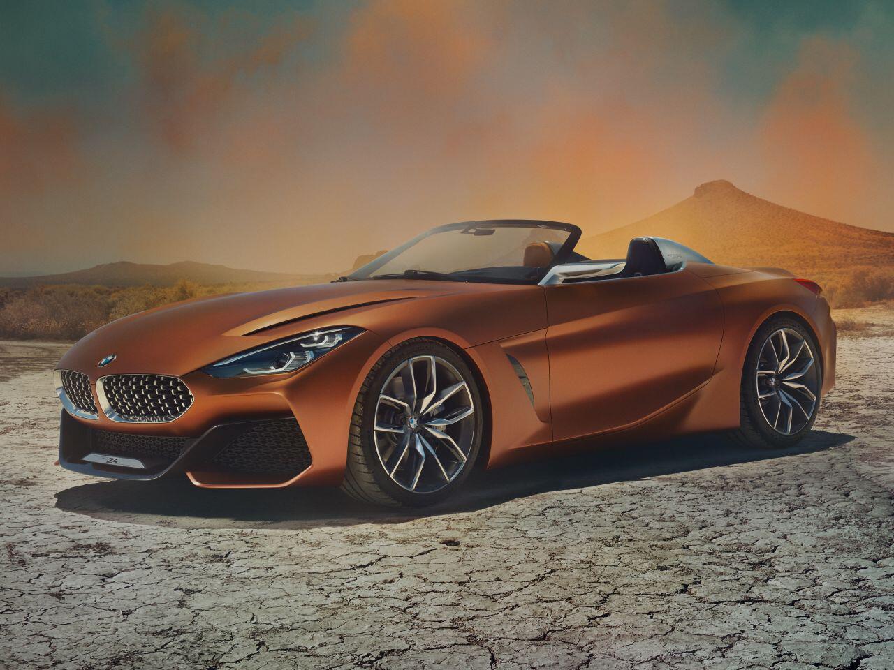 Bild zu BMW Concept Z4