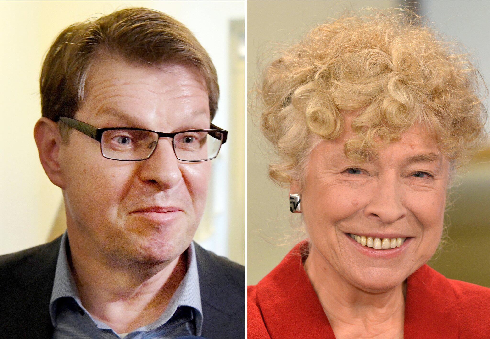 Bild zu Schwan und Stegner streben SPD-Vorsitz an
