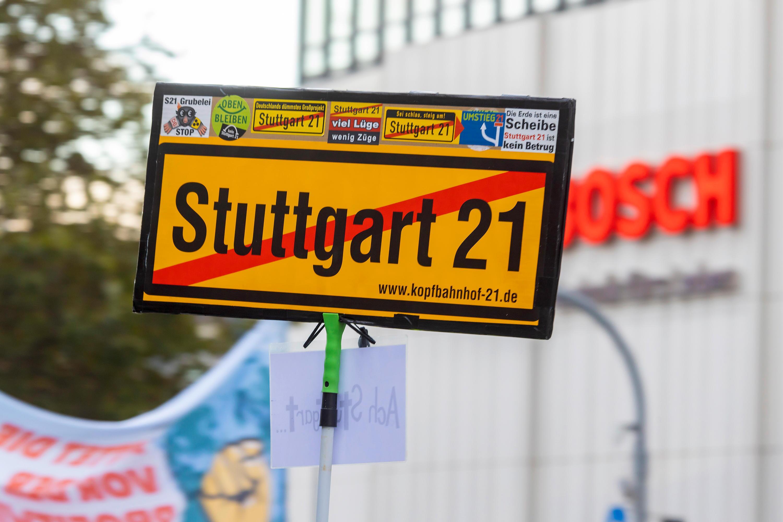 Bild zu Stuttgart 21