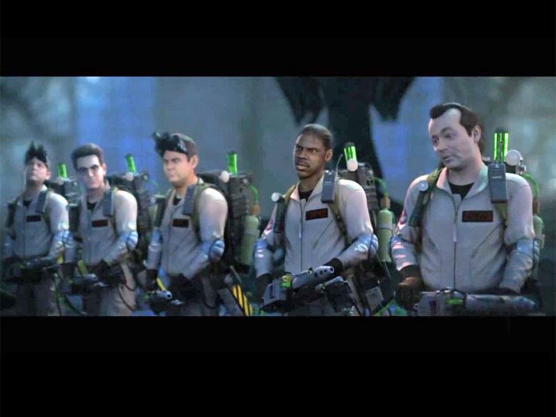 Bild zu Ghostbusters: The Video Game