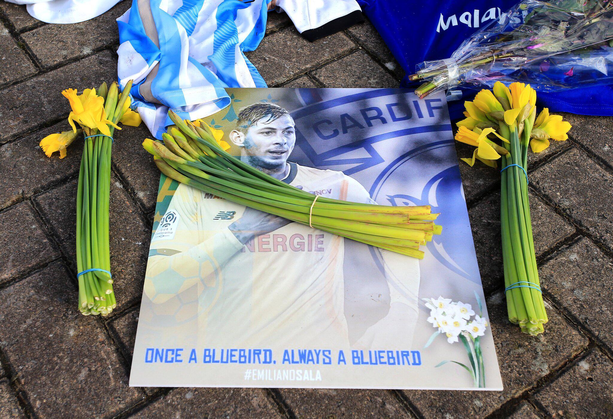 Bild zu Fußballer Sala wird weiter vermisst