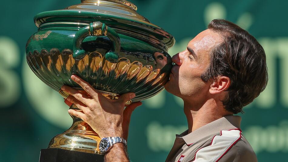 ATP tournament in Halle